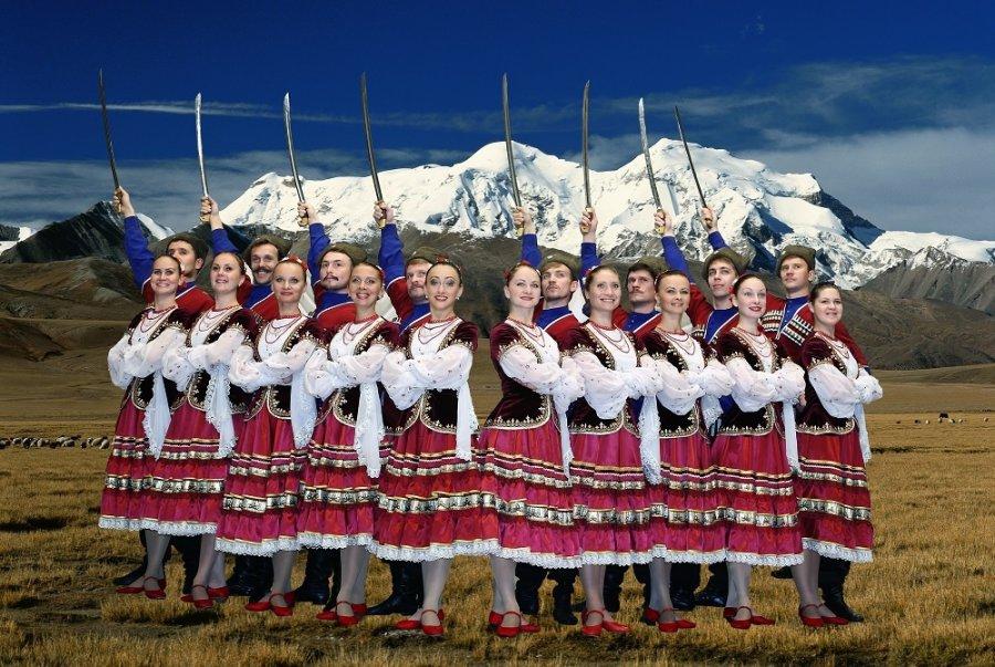Ансамбль «Ставрополье» отправится нагастроли в Беларусь