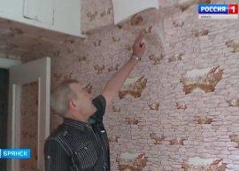 В Брянске из-за халатного ремонта крыши затопило десятки квартир