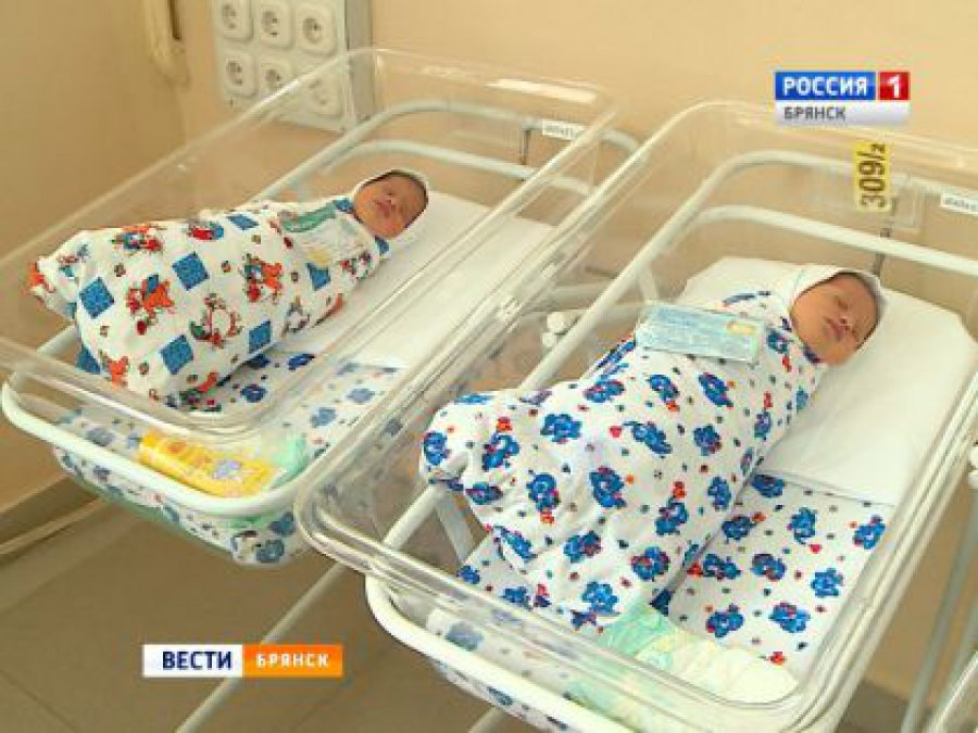 За новогодние праздники в Брянске родились 129 малышей