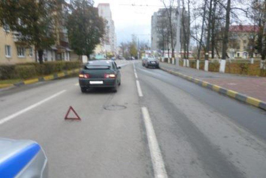 ВБрянске шофёр сбил школьницу