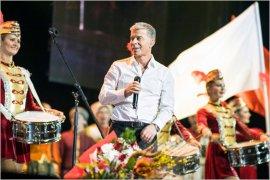 В Брянске в День города споет Олег Газманов