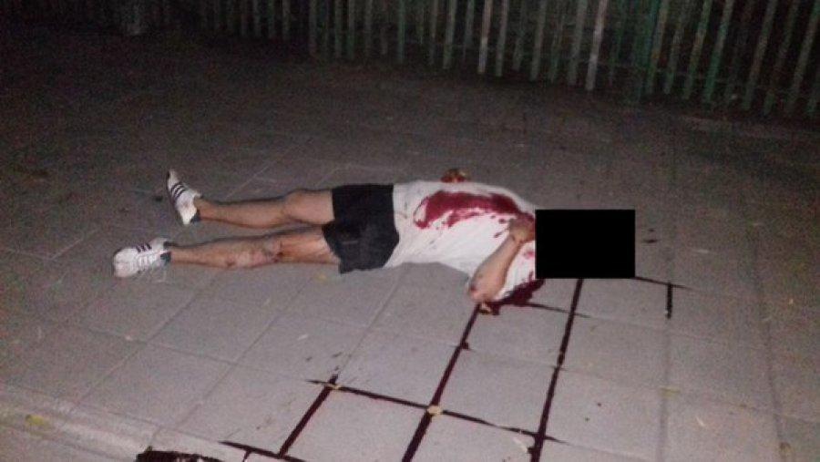 ВБрянске вБежицком районе мужчине размозжили голову