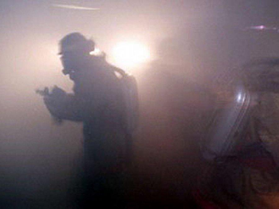 Из-за пожара наулице Калинина вБрянске эвакуировали четырех человек
