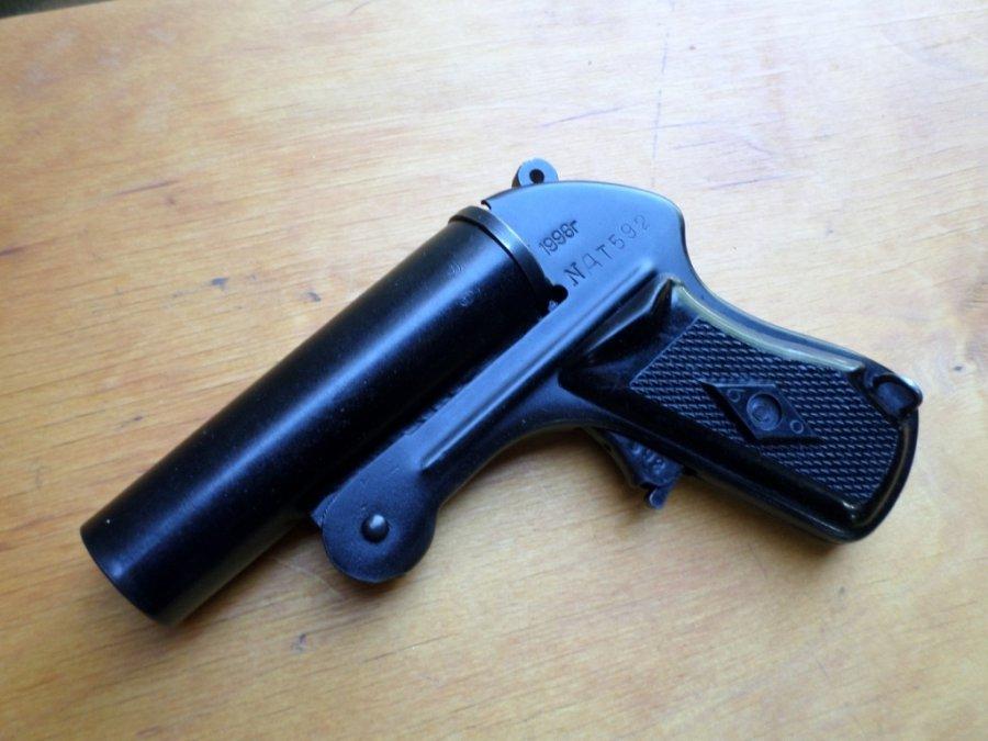 ВБрянске мужчину осудили засигнальный пистолет для украинцев