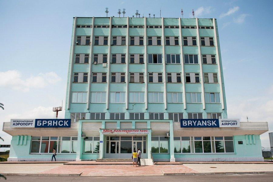 Брянскому аэропорту дадут избюджета 324 млн руб.