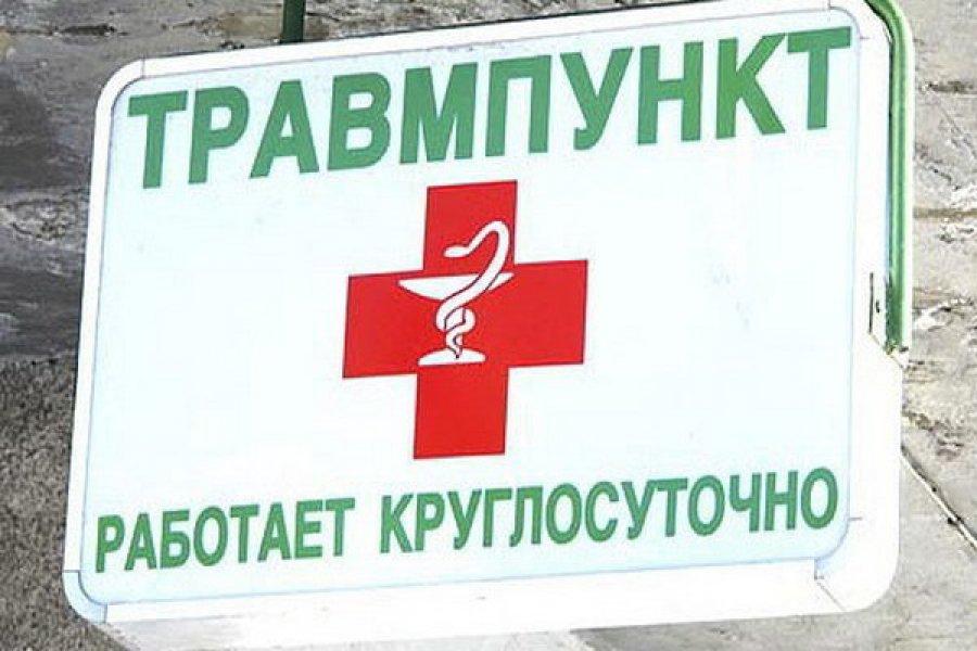 В Брянске неизвестный водитель протаранил Ладу Калину: ранена девушка