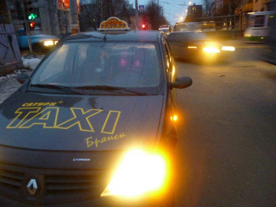 "В Брянске суд запретил рекламу такси ""Сатурн"""