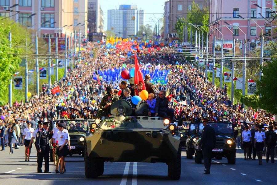 Мая публичный транспорт вБрянске будет работать дополуночи