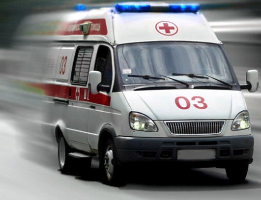 ВБрянске при столкновении 2-х иномарок пострадал шестиклассник