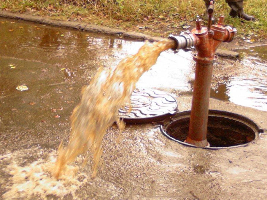 ВЗлынковском районе загрязнен водопровод, введен режимЧС
