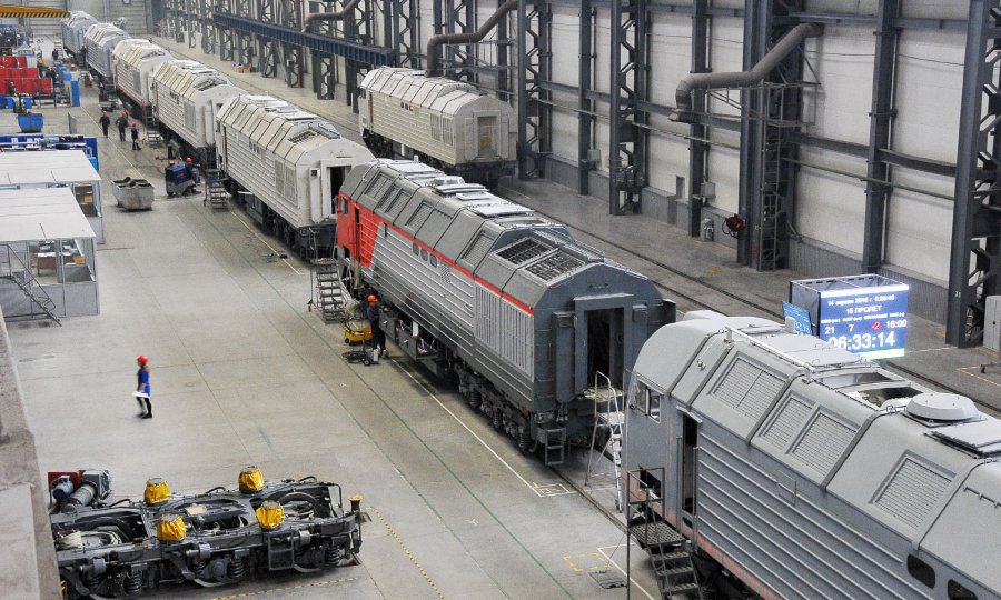 На Брянщине промышленное производство выросло на 3,7 процента