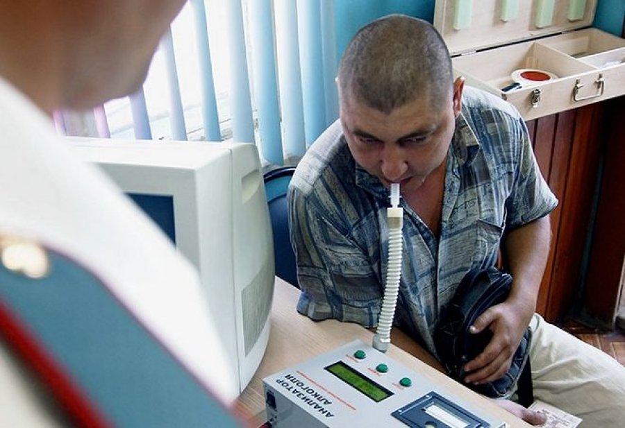 В Брянске пьяный водитель устроил гонки с сотрудниками ГИБДД