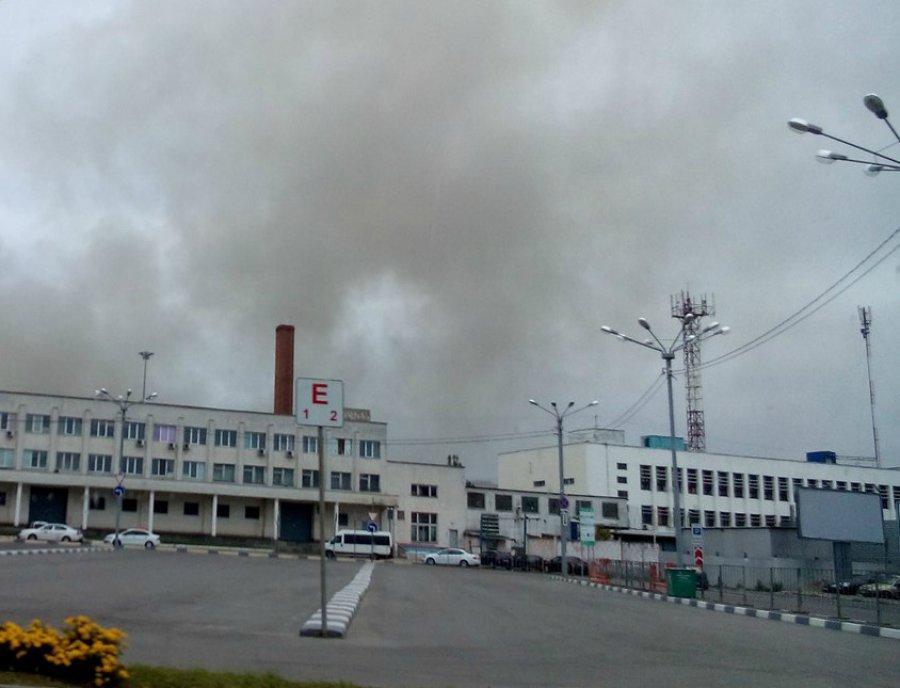 ГУМЧС информирует: наБрянске-I горел очередной исторический склад