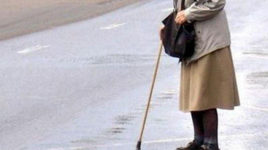 ВБрянске под колеса иномарки угодила 77-летняя пенсионерка