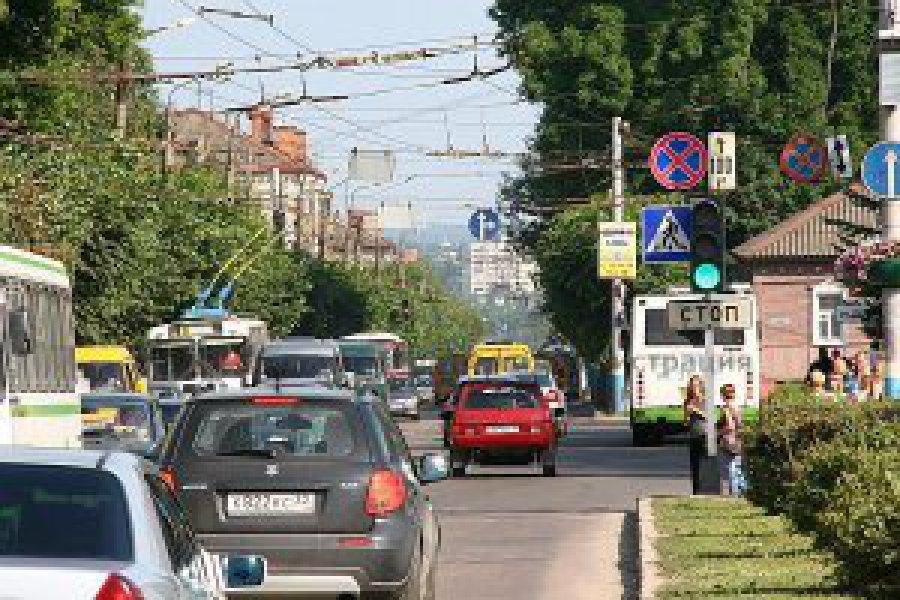 Три брянских маршрута изменили схему движения
