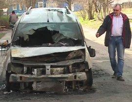 Игоря Довидовича наградили за сюжет о поджоге машины брянского журналиста
