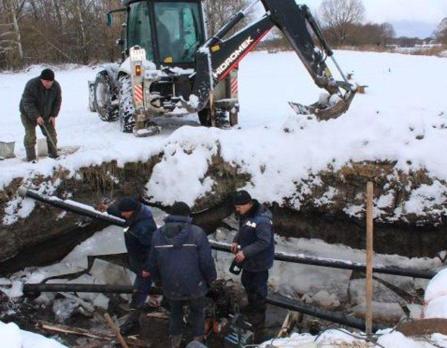 Возобновилась реконструкция карачевский стадиона «Снежеть»