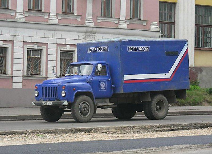 Брянское УФПС начало расследование ДТП спочтовым грузовым автомобилем