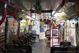 В новогоднюю ночь к местам гуляний брянцы смогут доехать на троллейбусах