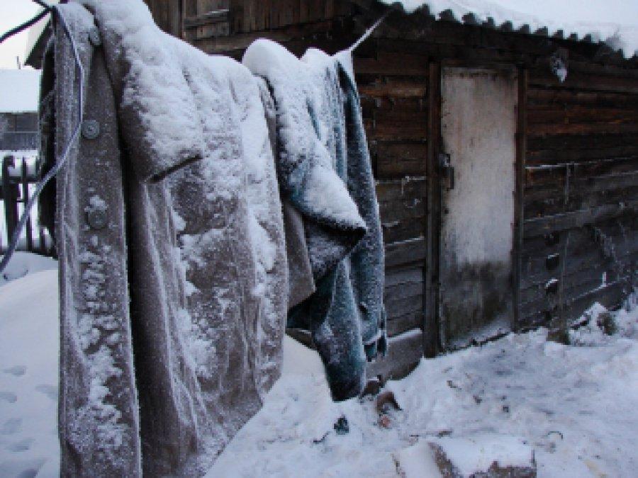 Новозыбковские пенсионеры погибли от холода в собственном доме