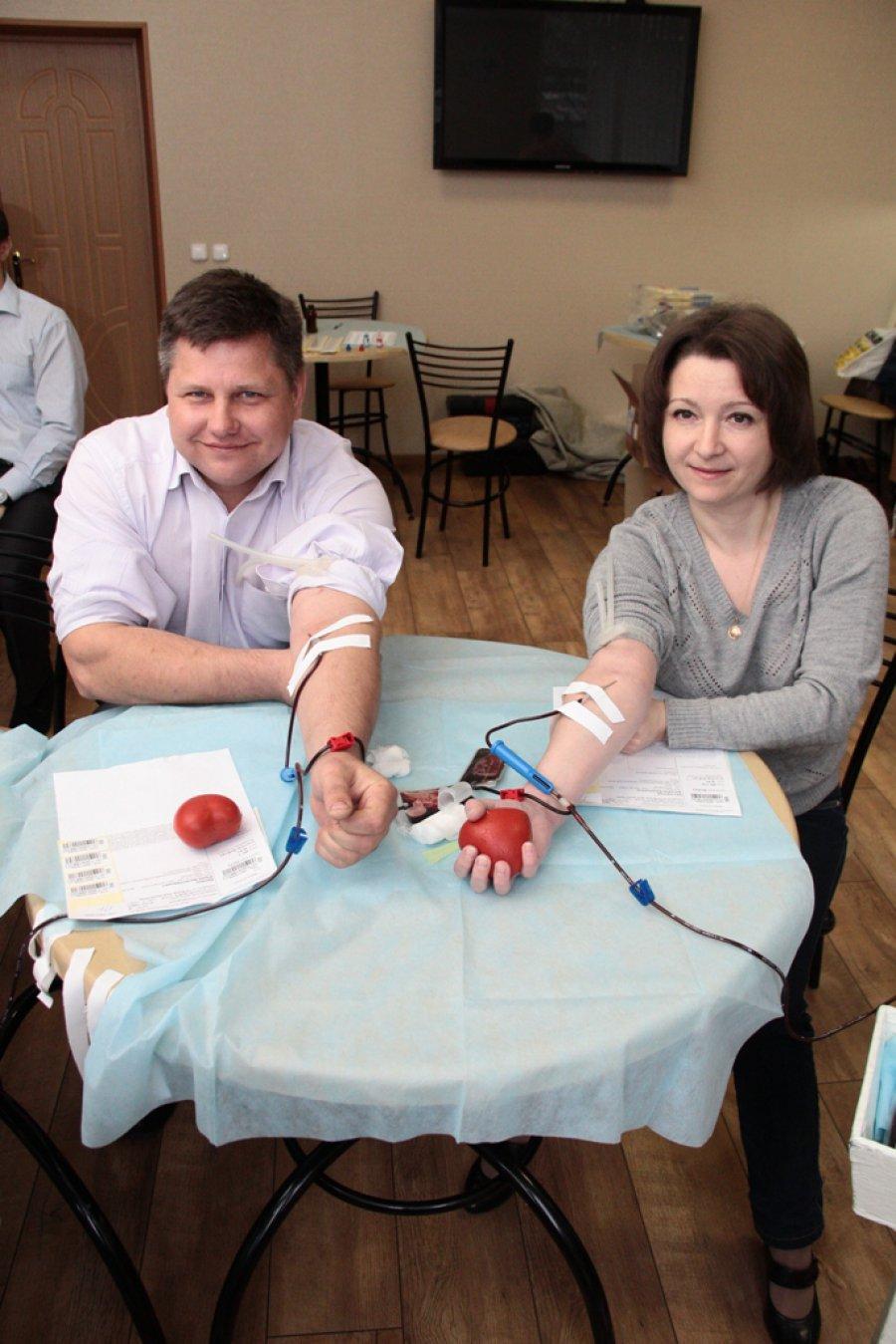 МРСК Центра продолжает проведение традиционных «Дней донора»