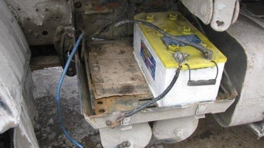 Орловцы украли убрянцев аккамуляторных батарей на 100 тыс. руб.