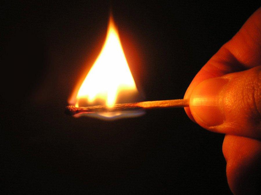 Водной из деревушек Злынковского района впожаре умер мужчина