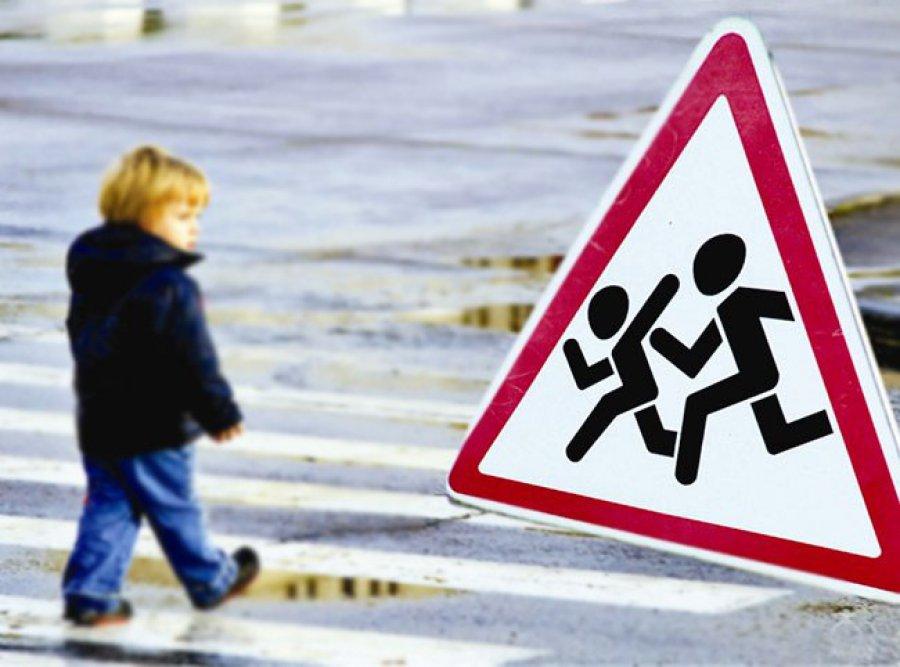 6-летнего ребенка сбила иностранная машина напереходе вДубровском районе