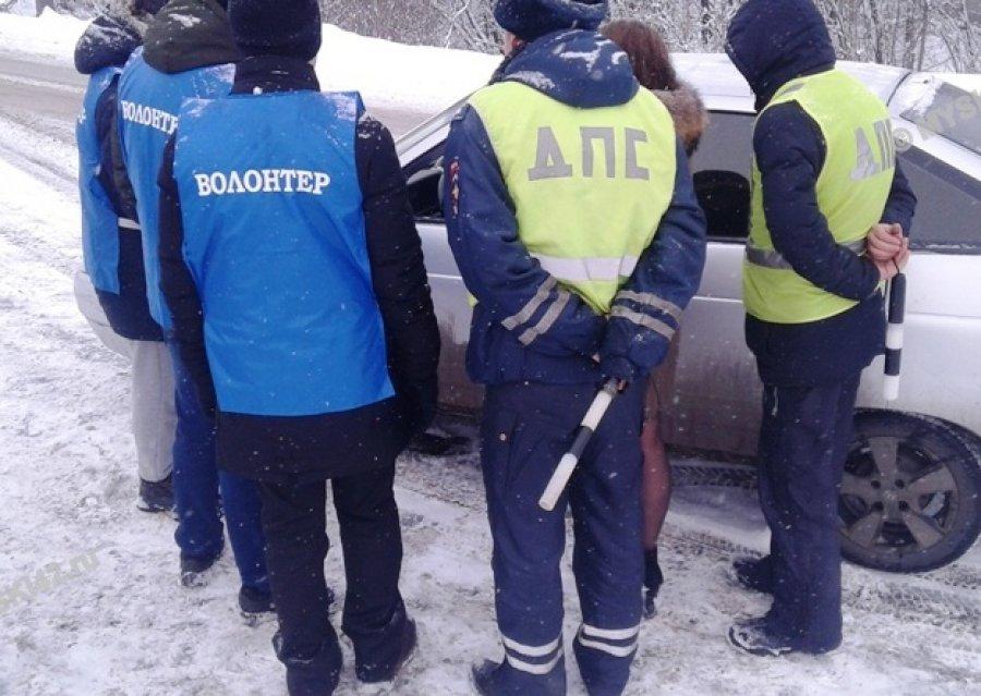 Впраздничные дни инспекторы ГИБДД будут ловить нетрезвых водителей вУльяновской области