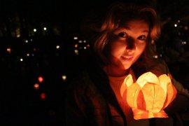В Брянске летом пройдет фестиваль водных фонариков