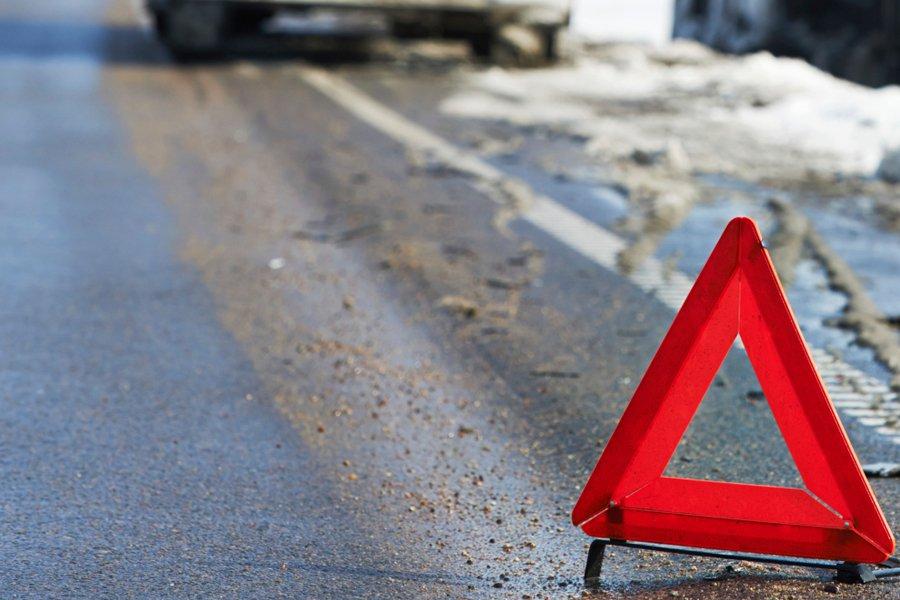 6-летняя девочка пострадала вавтоаварии под Брянском