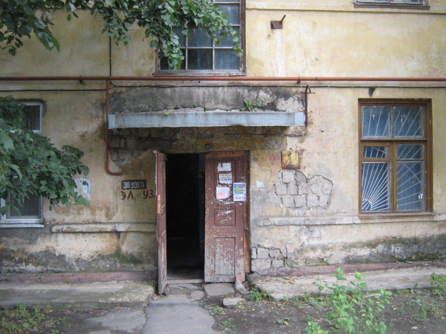Под Брянском жильцы дома-призрака не платят за коммуналку