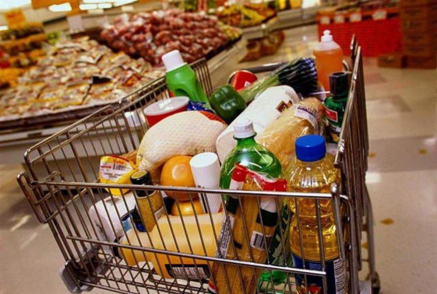 Уголовник похитил избрянского магазина тележку спродуктами испиртным