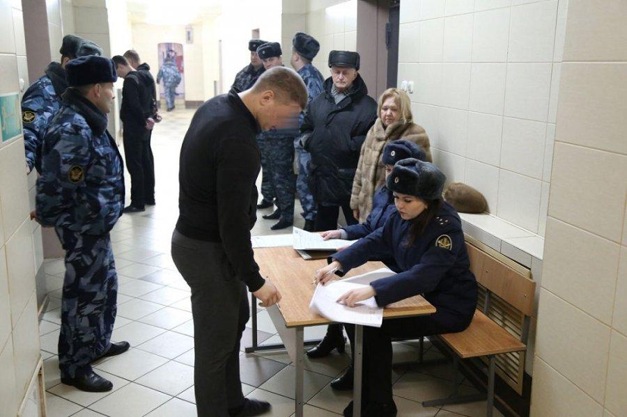 Брянские заключенные на выборах проголосовали без нарушений