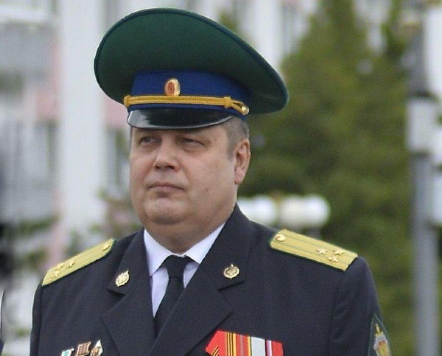 Вволгоградском пограничном управлении ФСБ новый глава изБрянской области