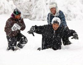 Гости Брянска жалуются на неубранные от снега дороги