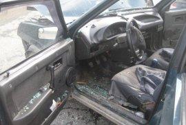 В центре Брянска иномарка протаранила ВАЗ: пострадали две женщины