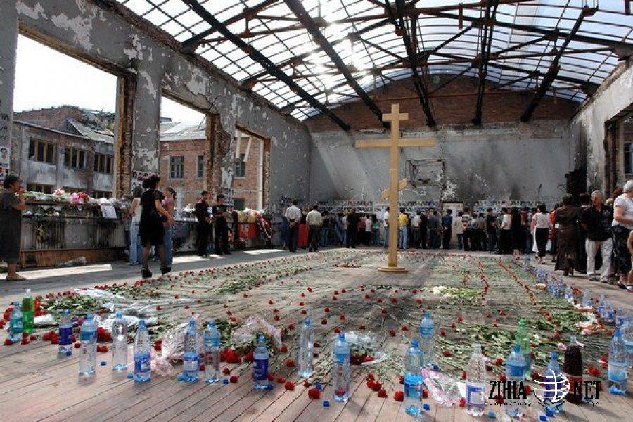 В Брянске вспомнят о трагедии Беслана