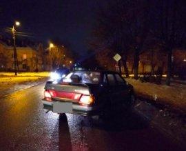 В Брянске водитель ВАЗ разбил голову 38-летней женщине