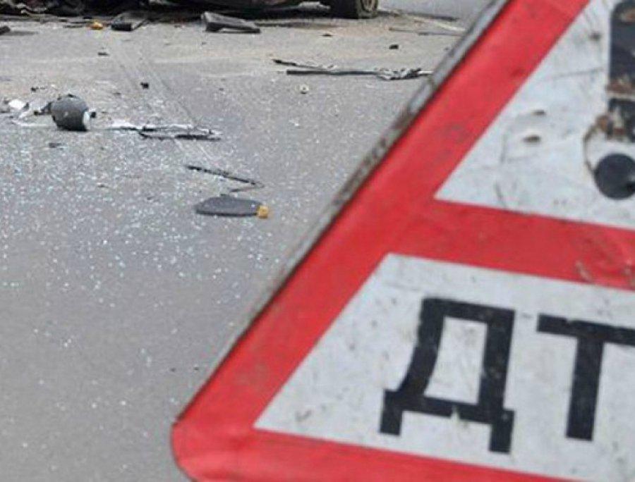 Наулице Краснооктябрьской вСтародубе столкнулись три автомобиля