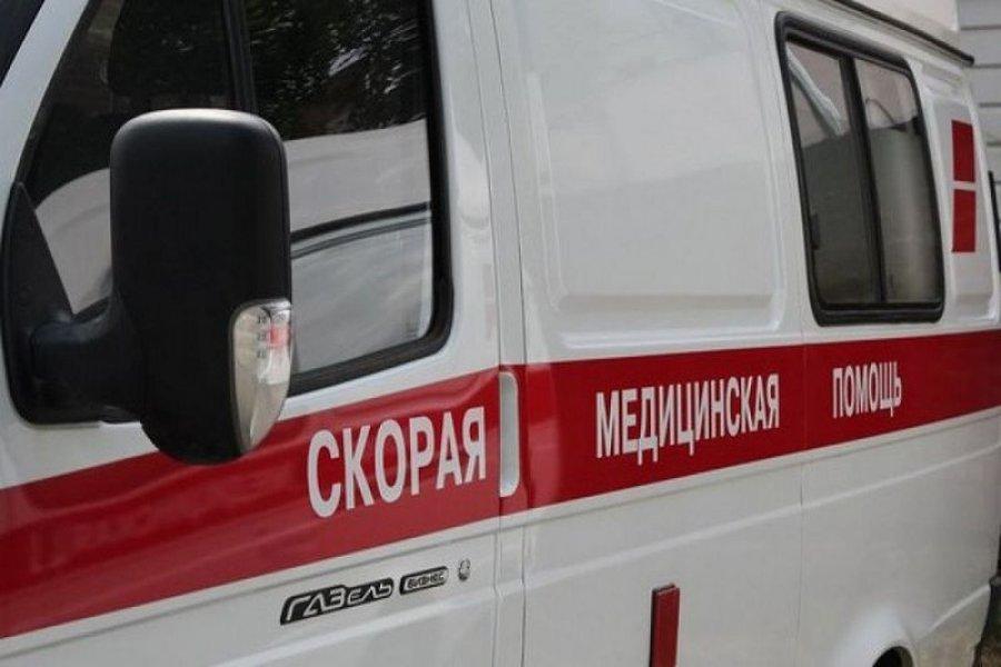 Набрянской трассе ВАЗ протаранил автомобиль милиции: ранен участковый