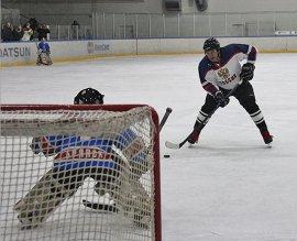 Брянский губернатор Богомаз дал старт хоккейному сезону