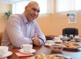 Николай Валуев официально стал участником брянских праймериз