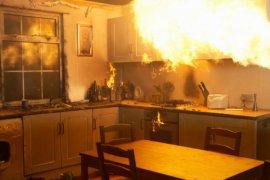 В Брянске на Володарке горела квартира