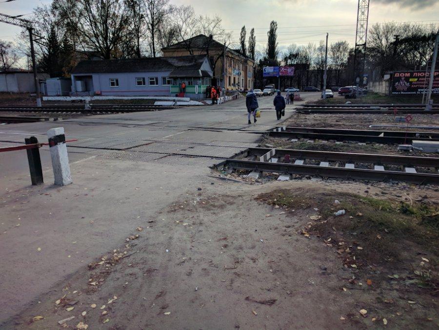 В Брянске ремонт переезда у Орджоникидзеграда закончат 8 декабря