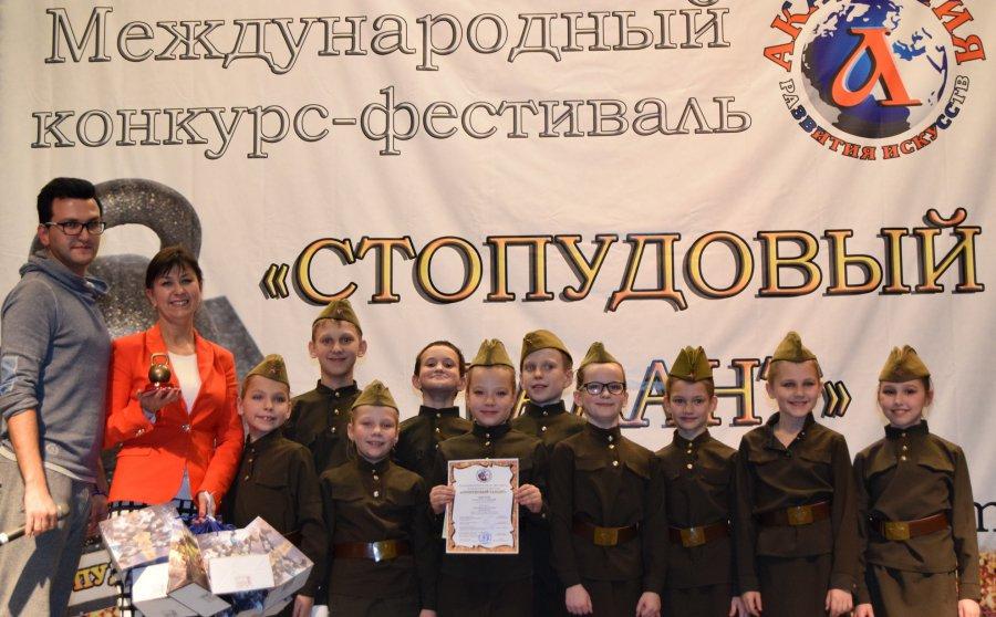 """Юные брянские танцоры показали """"Стопудовый талант"""""""
