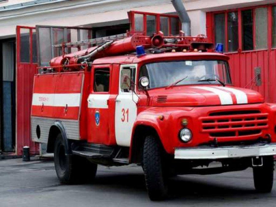 Вовремя пожара вСевске спасли хозяйку дома