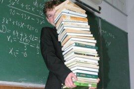 В школах Рогнединского района не хватает учебников