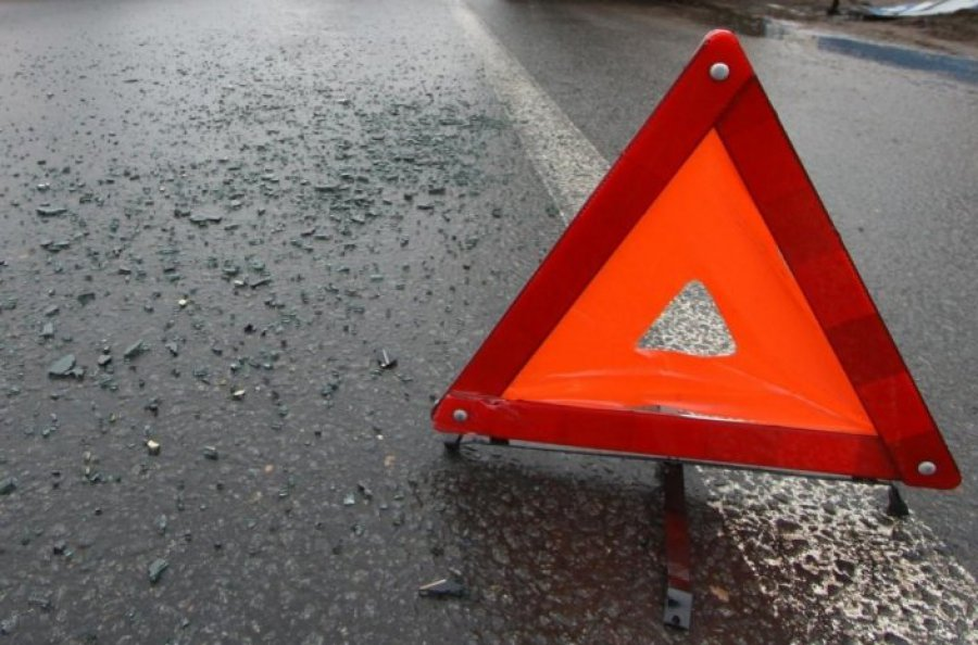 ВБрянске шофёр легковушки пострадал при столкновении смаршруткой