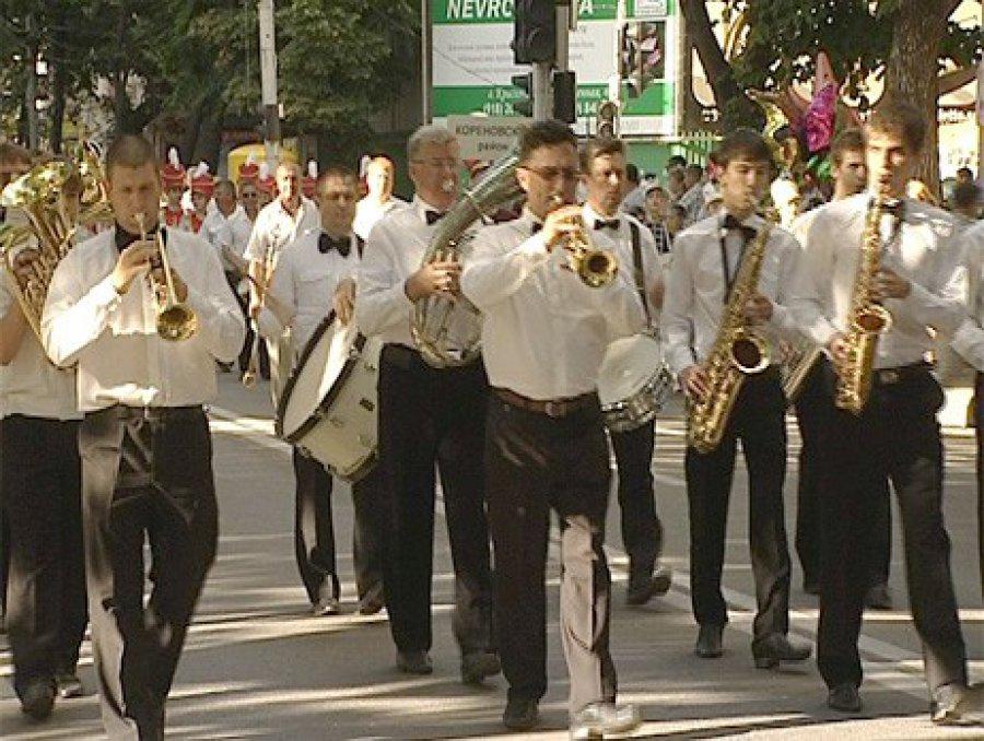 """В Брянске пройдет фестиваль """"По главной улице с оркестром"""""""